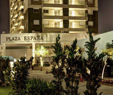 Plaza di España
